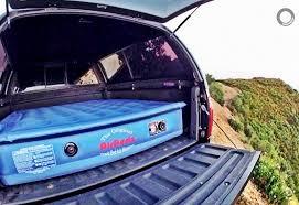 airbedz lite truck bed mattress 21018 heavy hauler trailers