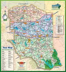 Kilgore Texas Map North East Texas Map