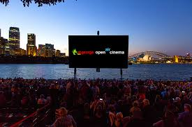 Botanic Gardens Open Air Cinema Things To Do In Sydney Date Ideas Places In