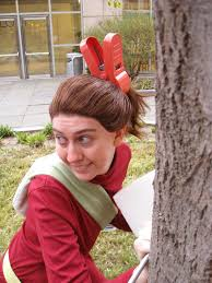 arrietty hair clip arrietty at anime boston by lithe fider on deviantart