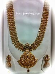 gold chain necklace long images 22 carat gold antique long chain jewellery designs jpg