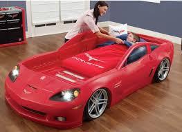 corvette car bed corvette car bed with lights
