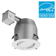 lithonia lighting customer service lithonia lighting 5 in matte white recessed gimbal integrated led