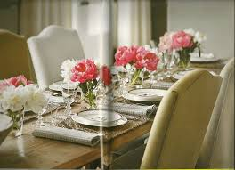thanksgiving table ina style farmhouseurban
