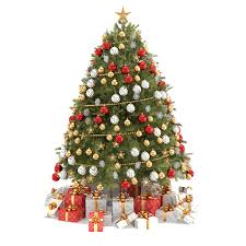 christmas tree png clipart png mart