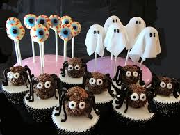 Easy Halloween Cake Pops by Halloween Decorations Outdoor Scary Ideas Halloween Cake Pops By