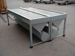 NewTech Down Draft Table Pictures - Downdraft table design