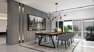 modern lighting over dining table dining room zuo area bellini room white lighting over and design