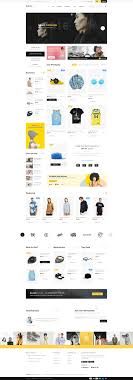 themes builder 2 0 ves blackstore magento 2 template with pages builder by venustheme