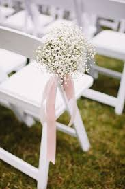 wedding aisle decorations a beautiful hayley for a pretty white blush june