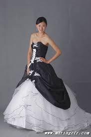 robe de mari e noir et blanc robe de noir et blanche robes de mariées robe