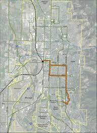 Uta Map Uta Wsu Transit Project Study Looking At Connecting Key Locations