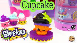 diy shopkins season 3 custom exclusive cupcake halloween inspired