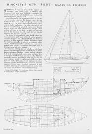 old principle sailboat design