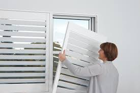 luxaflex polyresin shutters are virtually maintenance free because
