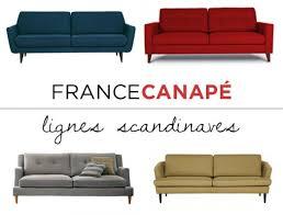 canapé convertible fabrication française canapé lit fabrication française royal sofa idée de canapé et