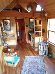 this small house on wheels in freeland washington includes a game
