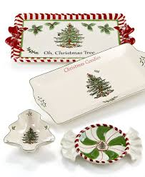 spode serveware tree macy s exclusive collection