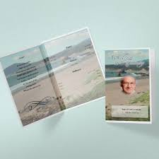 Funeral Program Printing Services Same Day Funeral Program Print Service Funeral Templates