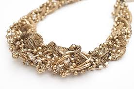 gold braided necklace images Olivyk official site sophisticated luxury for the discerning jpg