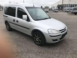 opel combo opel combo 1 3 l минивэн авто из литвы польши европы