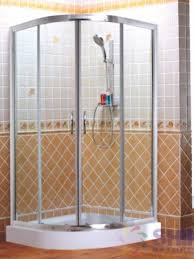 corner shower doors product categories shine bathrooms