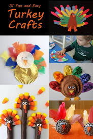 turkey crafts for the kiddos