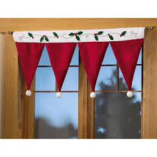 Window Christmas Decorations by Compare Prices On Christmas Window Valance Online Shopping Buy