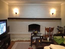 livin u0027 with linds 1970 u0027s fireplace makeover