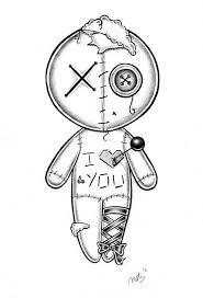 voodoo doll tattoo designs 25 unique voodoo doll tattoo ideas on
