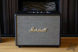quick review the marshall woburn is the cadillac of bluetooth