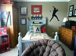 baseball bedroom decor baseball bedroom decorating kids room sports decor large size of