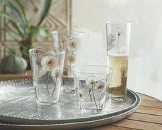 roost home decor roost meadow glassware set 6 home decor pinterest