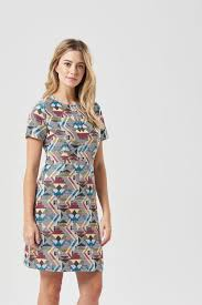 tribal dress mila geo tribal dress from sugarhill boutique
