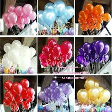 cheap balloons new 50pcs lot 10inch 1 2g pcs balloon helium thickening