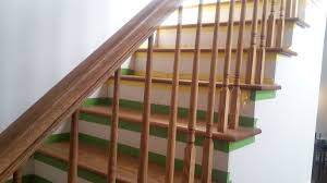 What Is A Banister On Stairs by Building Codes For Handrails And Guardrails 2012 Irc