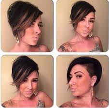 long choppy haircuts with side shaved 21 stunning long pixie cuts short hair ideas styles weekly