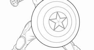 captain america winter soldier coloring pages archives cool