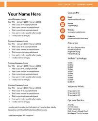 Top Resume Templates Free 517 Best Latest Resume Images On Pinterest Latest Resume Format