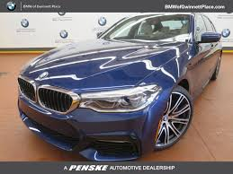 united bmw of gwinnett place 2017 used bmw 5 series 540i at bmw of gwinnett place serving
