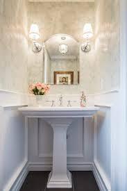 Kohler Stately Pedestal Sink Kohler Pedestal Sink 9 Tips For Small Baths Bathroom Planning