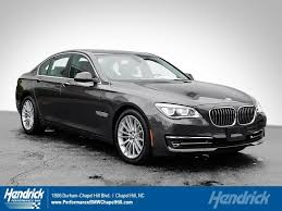 bmw chapel hill used 2014 bmw 7 series 750i xdrive for sale in chapel hill nc