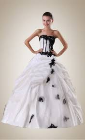 black wedding cheap pink and black wedding dresses for sale at wholesale price