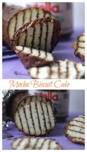Biscuit Cake mocha biscuit cake whats cooking mom