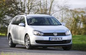 volkswagen hatchback 2009 volkswagen golf estate 2009 2013 photos parkers