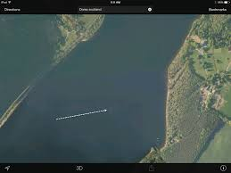 did apple u0027s ios maps app just find the loch ness monster update