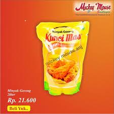 Minyak Filma 2 Liter mickey mouse