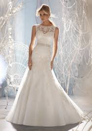 mori wedding dresses morilee bridal beaded lace appliques on tulle wedding dress