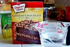 easy chocolate poke cake iowa eats
