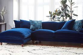 why you should probably buy a velvet sofa in 2017 swoon worthy